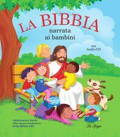 La Bibbia narrata ai bambini by ELI Publishing