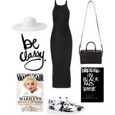 Stay classy: wear B&W