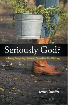 Seriously God? {Giveaway}