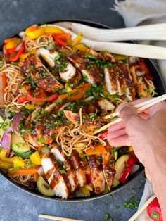 Food In French, Asian Recipes, Ethnic Recipes, Everyday Food, Food Network Recipes, Food Inspiration, Meal Prep, Cravings, Chicken Recipes