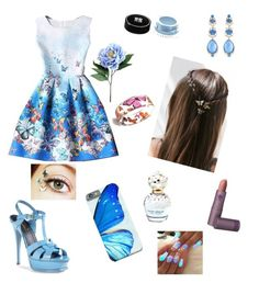 Butterfly 🦋 by sabrinawimer on Polyvore featuring polyvore, fashion, style, Yves Saint Laurent, Urban Outfitters, Natasha, Lipstick Queen, Givenchy, Marc Jacobs and clothing