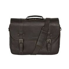 671a0b6bf5a2 Kenneth Cole Reaction Men s Leather Business Briefcase Buy Luggage