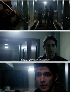 Next time on Teen wolf #season 6 ep 10 stiles is back #remember stiles