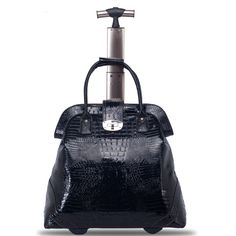 2015 Fashion vintage portable trolley, 20inches high imitation Crocodile leather travel bag, wheel luggage,personality suitcase-inRolling Luggage from Luggage & Bags on Aliexpress.com | Alibaba Group