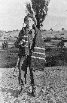 Spain - 1938. - GC - 15th International Brigade Volunteers, Portraits