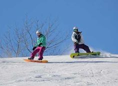 Three Reasons to Ski & Snowboard in Pure Michigan this Spring