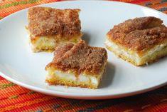 Easy Sopapilla Cheesecake Bars {Macaroni and Cheesecake}