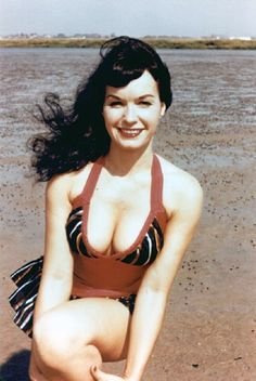 Bettie Page....the queen of the pin ups  Get Free Domain on http://cp.cx