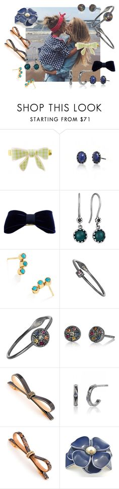 """Magic Blue Sea."" by shambalaparadise-21 ❤ liked on Polyvore featuring Alexandre de Paris"