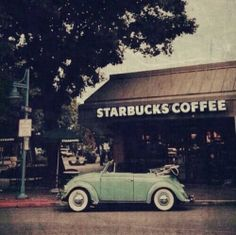 starbs and a beetle? yeah, I think I'm there.