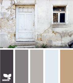 #gray #blue #tan    http://2.bp.blogspot.com/-iIiIRGgtp_0/TrqV3rXloaI/AAAAAAAALY8/fuD8jv4uJMQ/s320/WornTones600.png