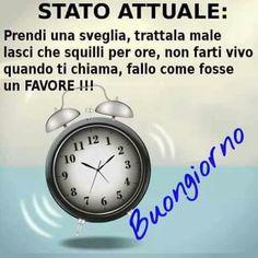 Good Day, Good Morning, Alarm Clock, Cristiani, Genere, Funny, Smile, Frases, Fantasy