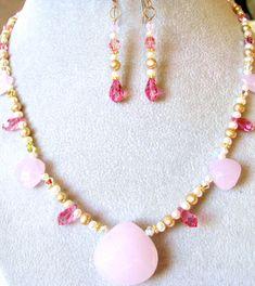 Pink fashion style by Natasha on Etsy