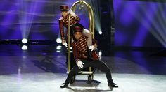 Amy and Fik-Shun perform a Hip Hop routine choreographed by Tabitha and Napoleon Dumo #sytycd