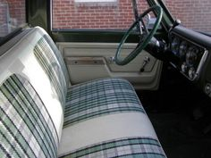 Cozy table art design and durafit seat covers chevy silverado. Simple table styles with 1973 79 f series ford truck vinyl cloth bench seat cover Best table art designs and bench seat covers for chevy trucks velcromag. Gmc Trucks, 72 Chevy Truck, Classic Chevy Trucks, Chevy Pickups, Chevy 4x4, Tartan, Nissan, Jeep Wagoneer, Car Upholstery