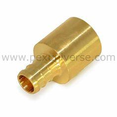 "2-Branch PEX Radiant Floor Heating Manifold Set Brass for 3//8"" 1//2"" 5//8"" PEX"