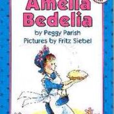 Amelia Bedilia!! I had all of her books at one point in time :-) Loved them!