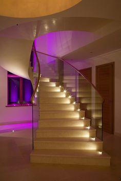 26 best stair lighting images outdoor stair lighting exterior rh pinterest com