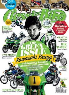 #Classic #Bike #Magazine #August 2017 exists to help its readers buy, maintain and enjoy the machines from #motor #cycling's past. https://www.magazinecafestore.com/classic-bike-magazine.html #auto #motorcycles #racing #motorsports
