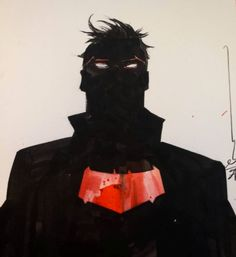 Red Nightwing by Dustin Nguyen *