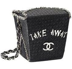 Chanel Take Away Box