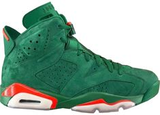 watch f7223 52d99 Buy and sell authentic Jordan 6 Retro Gatorade Green shoes and thousands of  other Jordan sneakers with price data and release dates.