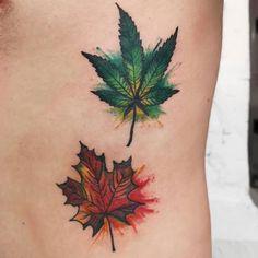 weed tattoo ideas for weedlovers. Full gallery of tattoos on link below Sibling Tattoos, Baby Tattoos, Dope Tattoos, Flower Tattoos, Small Tattoos, Weed Tattoo, Plant Tattoo, Fall Leaves Tattoo, Inspiration Tattoos