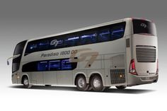 Marcopolo 1800 Executive Enclosed Double Decker Luxury Motorcoach