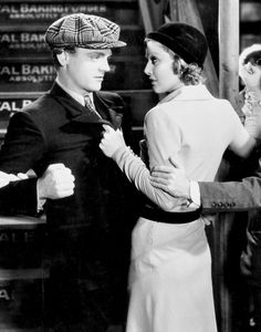 James Cagney and Loretta Young in Taxi!, 1932 - Summers in Hollywood Golden Age Of Hollywood, Vintage Hollywood, Hollywood Stars, Classic Hollywood, Hollywood Glamour, Hollywood Men, James Cagney, Classic Movie Stars, Classic Films