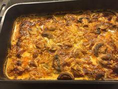 Lchf, Keto, Cook N, Danish Food, Mexican Food Recipes, Ethnic Recipes, Desi Food, Lasagna, Seafood