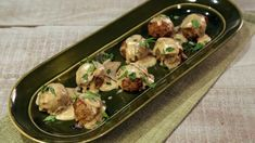 Meatball Stroganoff MICHAEL SYMON - Chew Recipes