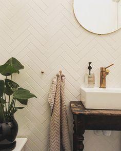 Bathroom inspiraton Nordic Home, Vanity, Bathroom, Dressing Tables, Washroom, Powder Room, Vanity Set, Full Bath, Single Vanities