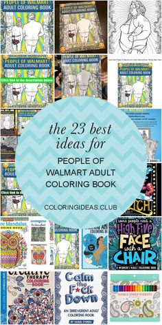 Collection of articles about The 23 Best Ideas for People Of Walmart Adult Coloring Book. Get this Incredible and Pin this article right now! Detailed Coloring Pages, Fairy Coloring Pages, Printable Coloring Pages, Coloring Pages For Kids, Coloring Books, Activities For Adults, Book Activities, Pinterest Co, Amazon People