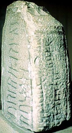 Ancient written language