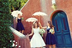 An Original 50's Wedding Dress for a Lakeside Italian Wedding...