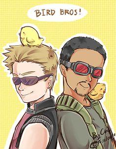 Bird Bros. - MCU