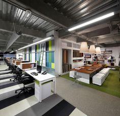 arquitectura e interiores 5 700x675 Inside AEI Architecture and Interiors Bogotá #Offices