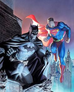 World's Finest by Alex Ross