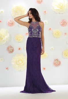 Prom Long Dress Formal Evening Gown