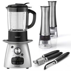 Cuisinart Soup Maker Plus FREE Electric Pepper Mill, Peeler & Garlic Press