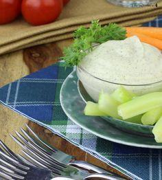 The Rawtarian: Raw ranch dressing recipe