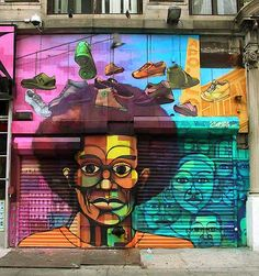 <3 Santiago Street Art, Chile Estyle