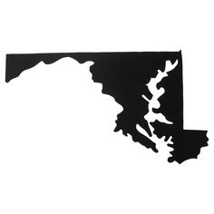Maryland Magnet Blackboard, $16, now featured on Fab.