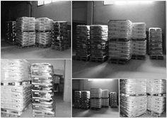 Mei 2010 - 10.000 kg voer voor Masquechuchos - La Pontiga in Oviedo