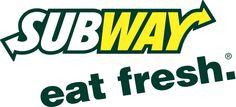 Subway: Subway, Eat Fresh. #slogan