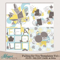 {Falling For You Vol 1} Digital Scrapbook Templates by Meagan's Creations http://www.thedigichick.com/shop/Falling-for-You-Templates-Volume-1-by-Meagan-s-Creations.html http://www.gottapixel.net/store/product.php?productid=10011599&cat=0&page=1