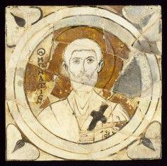 Byzantine - Saint Ignatius of Antioch - Walters 4820867 - Bishop Ignatius Of Antioch, St Ignatius, Saint Ignace, Jesus Stories, Strong Faith, Byzantine Art, The Orator, Religious Icons, Orthodox Icons