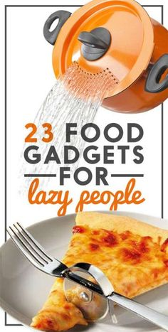 23 Gadgets All Lazy People Need In Their Kitchen. Not just lazy people. Those with mobility issues could benefit from these. Gadgets And Gizmos, Cooking Gadgets, New Gadgets, Cooking Tips, Cheap Gadgets, Gifts And Gadgets, Electronics Gadgets, Office Gadgets, Unique Gadgets