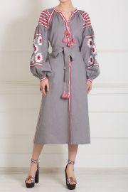 Купить Vyshyvanka by Vita Kin Льняное платье