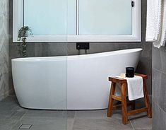 Novalé Bathrooms are a highly-experienced bathroom renovation company in Sydney. With Bathroom designs that include modern, traditional and contemporary bathroom styles, Novalé Bathrooms will impress at every level. Bathroom Renovations Sydney, Bathroom Renovation Cost, Dream Bathrooms, Amazing Bathrooms, Luxury Bathrooms, Small Bathrooms, Bathroom Styling, Building A House, Bathtub